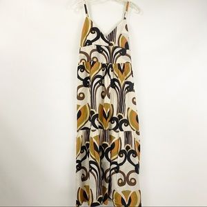 Speed Control New York Maxi Dress Large